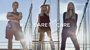 You dare we care Blond Absolu Video Titelbild mit blonden Frauen